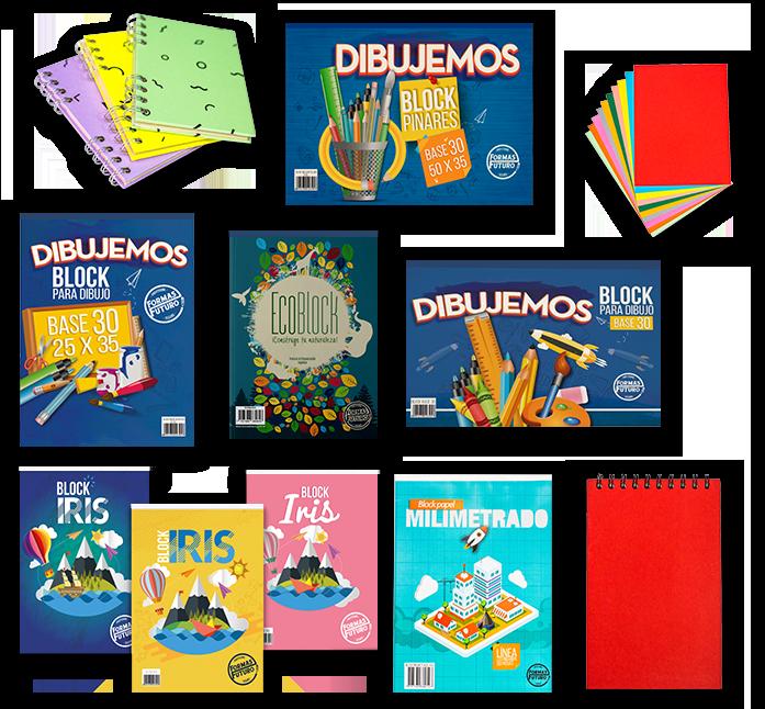 Distribuidores de papelería al por mayor Medellín