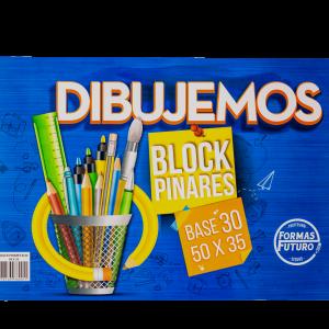Block de dibujo pinares 50x35 distribuidores de papeleria al por mayor