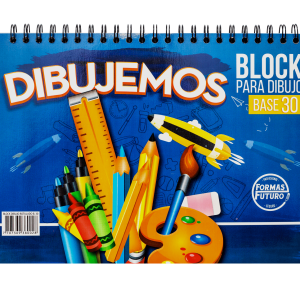Block dibujo técnico base 30